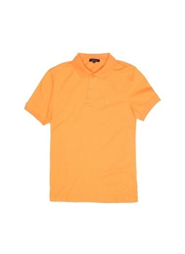 Fabrika Polo T-Shirt Oranj